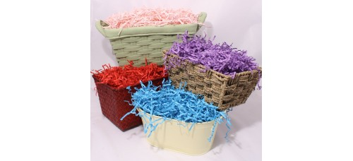 Designers Choice Disposable Basket and Gift Wrap
