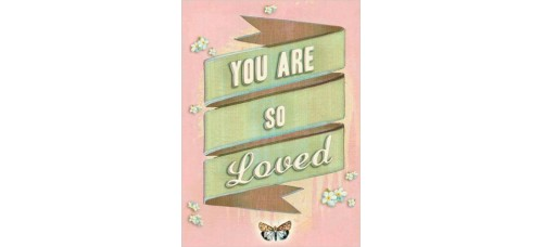 You are So Loved Book