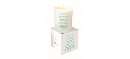 May The Sun Bring You New Energy By Day Quotable Candle