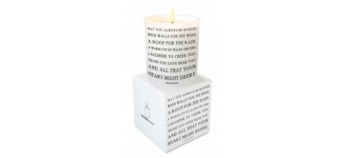 May You Always Be Blessed Candle